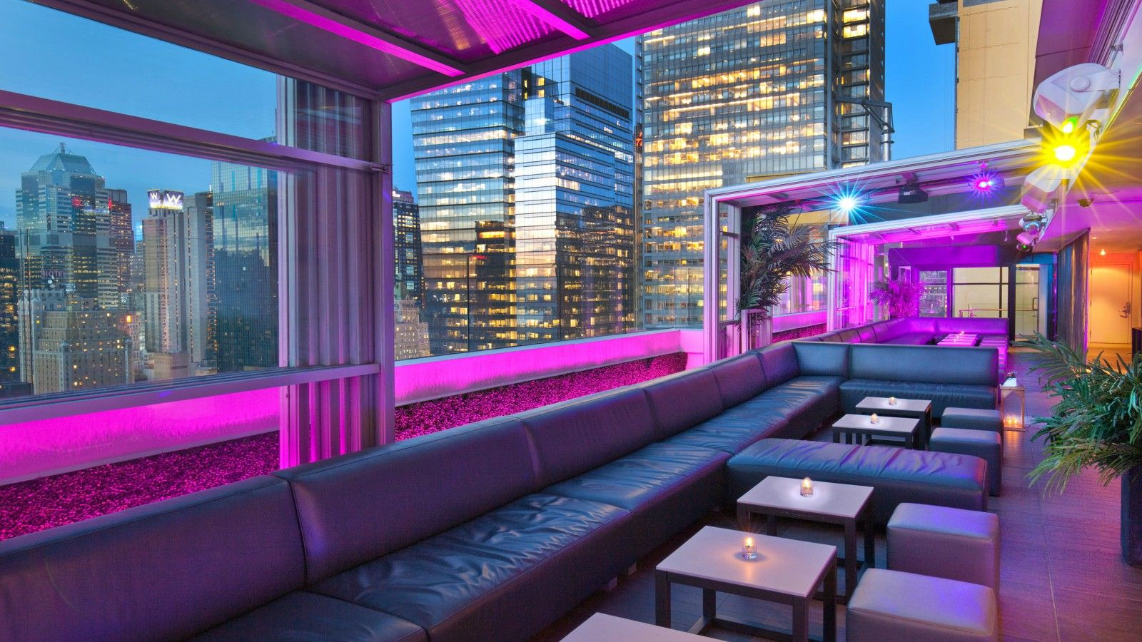 Rooftop Bars NYC | Four Points Midtown-Times Square